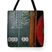 The Score Tote Bag