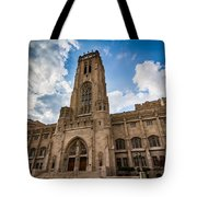 The Scottish Rite Cathedral - Indianapolis Tote Bag