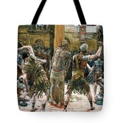 The Scourging Tote Bag