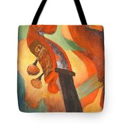 The Scroll Tote Bag