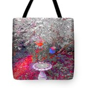 The Scrying Basin Tote Bag