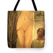 The Sculptor's Model Tote Bag