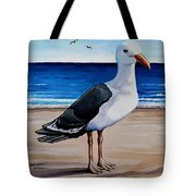 The Sea Gull Tote Bag