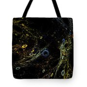 The Sea Of Holes Tote Bag