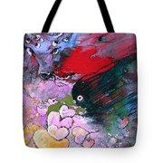 The Sea Of Lost Hearts Tote Bag