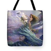 The Storm Queen Tote Bag