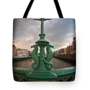 The Seahorses  Tote Bag