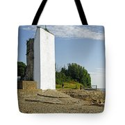 The Seamark On St Helens Beach Tote Bag