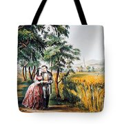 The Season Of Love Tote Bag