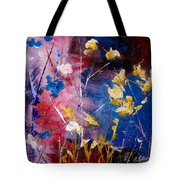 The Season Of Singing Has Come Tote Bag