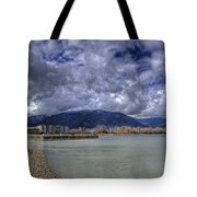 The Seasons On Lake Pend Oreille Tote Bag