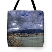 The Seasons Sandpoint Tote Bag