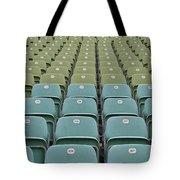 The Seats Tote Bag