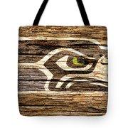 The Seattle Seahawks 2e Tote Bag