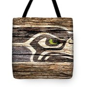 The Seattle Seahawks 2f Tote Bag
