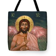 The Second Coming Of Christ The King 149 Tote Bag