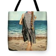The Secret Beauty - La Belleza Secreta Tote Bag