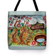The Secret Garden Tote Bag