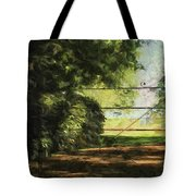 The Secret Gate Tote Bag