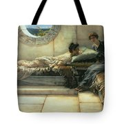 The Secret Tote Bag by Sir Lawrence Alma-Tadema