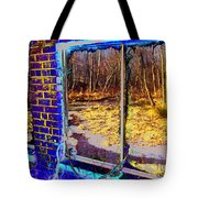 The Secret Window Tote Bag
