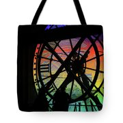 The Secret Workings Of Time Tote Bag