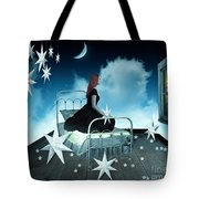 The Secret World Of Dreaming Tote Bag
