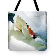 The Seductive Swan Tote Bag