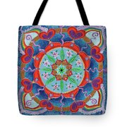 The Seed Is Planted Creation Tote Bag