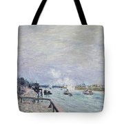 The Seine At Grenelle  Tote Bag