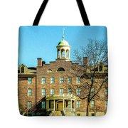 The Seminary  Tote Bag