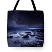 The Sense Of Existence Tote Bag