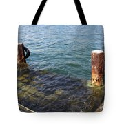 The Separation Tote Bag