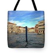 The Serene City Tote Bag