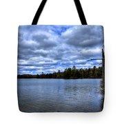 The Serenity Of Limekiln Lake Tote Bag