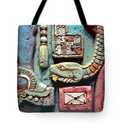 The Serpent's Message Tote Bag
