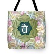 The Seven Chakras Tote Bag