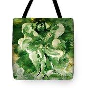 The Seven Deadly Sins- Envy Tote Bag