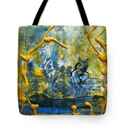 The Seven Sins- Greed Tote Bag