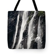 The Seven Sister Waterfall Tote Bag