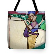 The Seventh Hole I Did It My Way Tote Bag