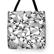 The Seventh Wave Tote Bag