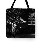The Shadow Of The Temple Tote Bag