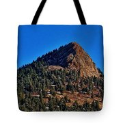 The Shadow Side Tote Bag