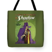 The Shadow The Creeping Death Tote Bag