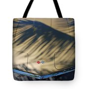 The Shadow Vette Tote Bag