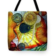 The Shape Of Color 3 Tote Bag