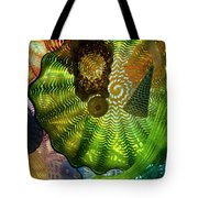 The Shape Of Color 4 Tote Bag