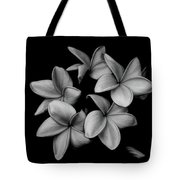 The Shape Of Romance Tote Bag