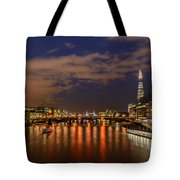 The Shard Tote Bag by Ivelin Donchev